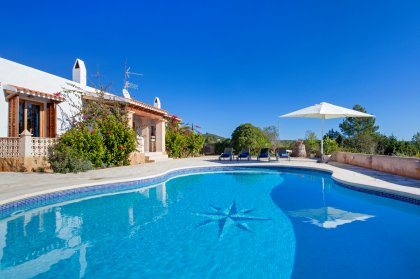Villa vistamar Es Cubells (Ref. 063)