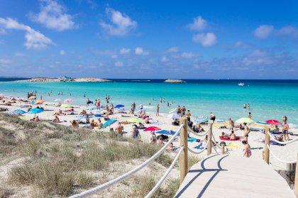 Aquabus ferry Playa d'en Bossa/ Figueretas  <-> Formentera