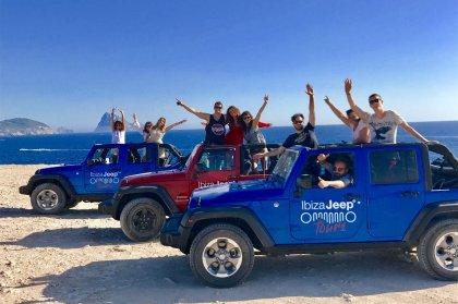 Ibiza Jeep Premium Tours