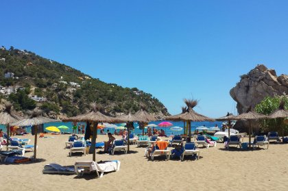 Review: On the Beach, Cala San Vicente, Ibiza