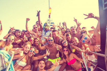 Beautiful People Ibiza boat party launches for 2015