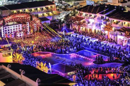 Ushuaïa opening party: the 2015 line-up