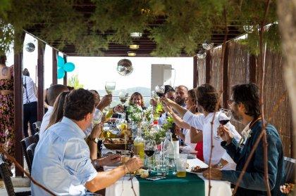 Choosing a villa for your Ibiza wedding