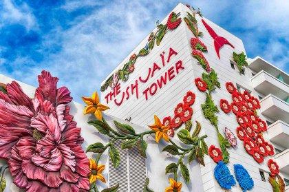 Hotel of the week: Ushuaïa Ibiza Beach Hotel