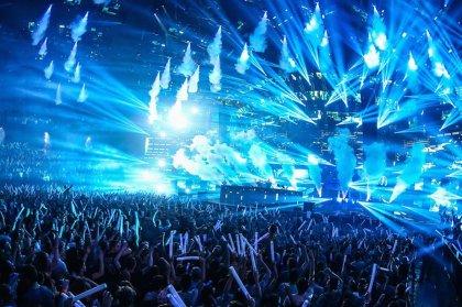 Tomorrowland presents the Dimitri Vegas & Like Mike line-up at Ushuaïa
