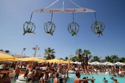 All the parties at Ocean Beach Ibiza