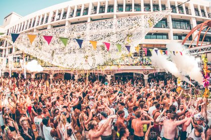 Ibiza Rocks Hotel welcome new Rudimental residency