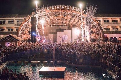Disturbing Ibiza back at Ushuaïa