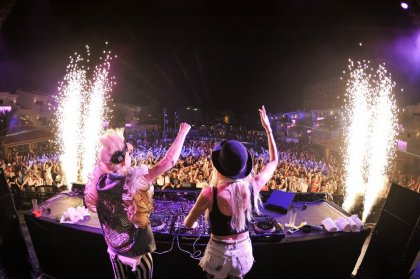 NERVO return to Ibiza for three exclusive dates