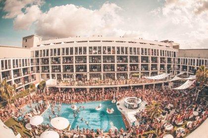 Team Ibiza Spotlight does Ibiza Rocks opening party