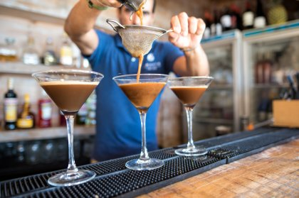 Cocktails at any time at Amante Ibiza