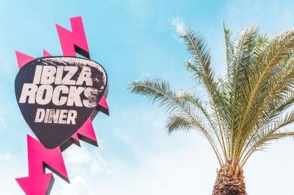 Ibiza Rocks Diner – tasty food and guaranteed delight