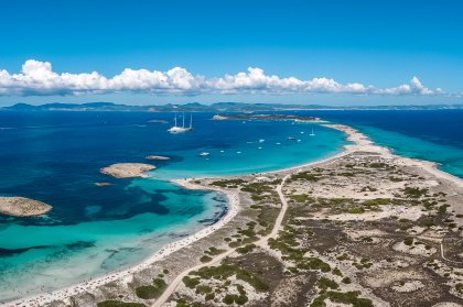 Things to look out for on a boat trip to Formentera