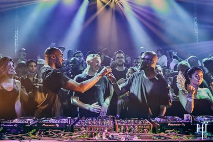Hï Ibiza to hold closing party with Black Coffee