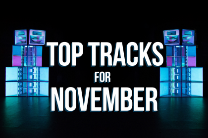 Hot new tracks for November 2018