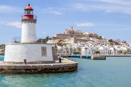 Discover Ibiza's history and legends by foot