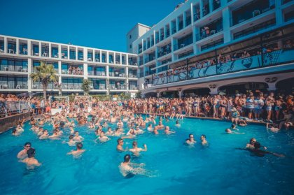 Ibiza Rocks Hotel reveals 2019 opening date