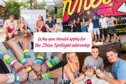 Why you should apply for the Ibiza Spotlight internship