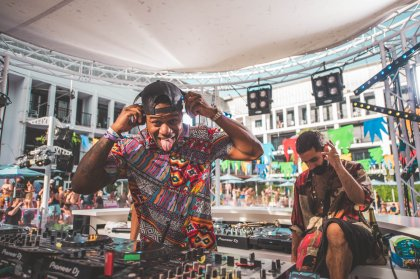 Rudimental & Friends smash opening at Ibiza Rocks