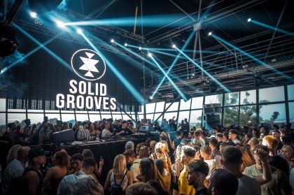 Groove is in the heart | Solid Grooves selects