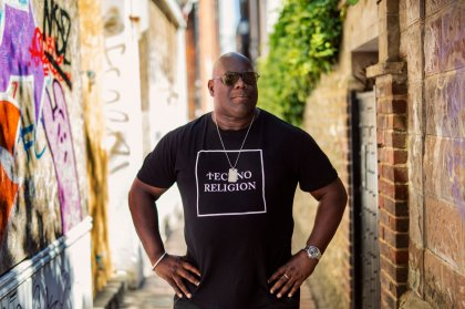 Carl Cox drops new Balearic house track