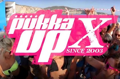 Pukka Up Boat Party 2013: Tuesdays at Together, Amnesia
