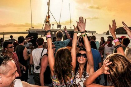 Driftwood : Ibiza's only trance + progressive boat party