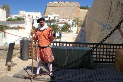 Medieval festival Ibiza 2014 this weekend!