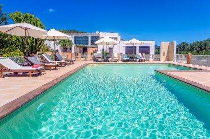 Alquiler de casas de campo en Ibiza