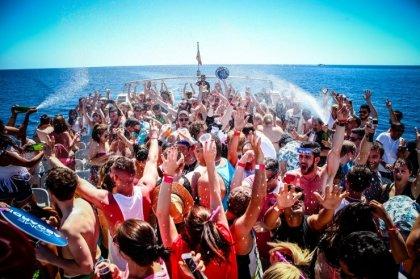 Funk 'n Soul @ Ibiza Boat Club