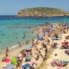 Cala Conta beach (Platges de Comte), Ibiza