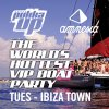 Pukka Up VIP Daytime Boat Party Ibiza Town - Tuesdays