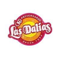 Las Dalias logo