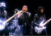 VIDEO | Daft Punk tribute video for Nile Rodgers
