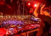 NEWS | Solomun free party, Ibiza Town port