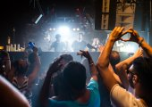 REVIEW | Life and Death opening at DC10, 2015