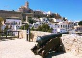 Exploring Dalt Vila, Ibiza Town